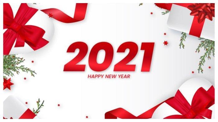 50 Ucapan Selamat Tahun Baru 2021 Berupa Doa, Kata Mutiara, dan Harapan yang Cocok Dibagikan