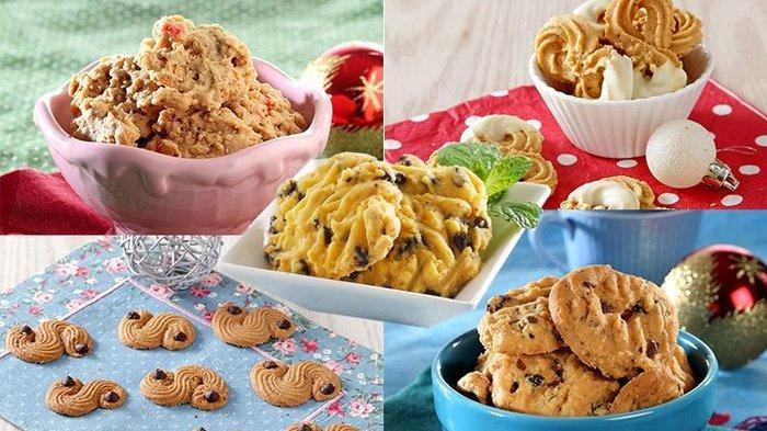 Resep Aneka Kue Kering Enak dan Mudah Dibuat, Bikin Suasana Natalmu Lebih Spesial