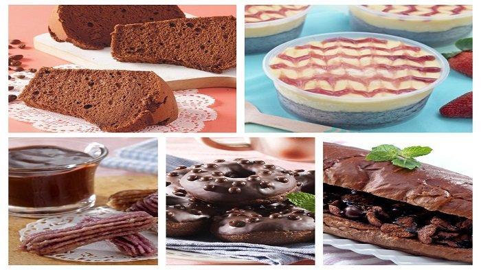 Kumpulan Resep Aneka Kue Cokelat: Mulai dari Chiffon Cokelat Kopi Sampai Cokelat Dessert Box