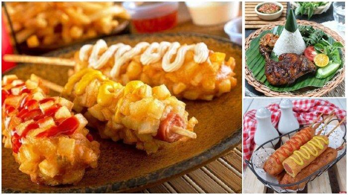 Kumpulan Resep Makanan Yang Cocok Untuk Acara Malam Tahun Baru Dari Jagung Bakar Hingga Sosis Bakar Tribunnews Com Mobile