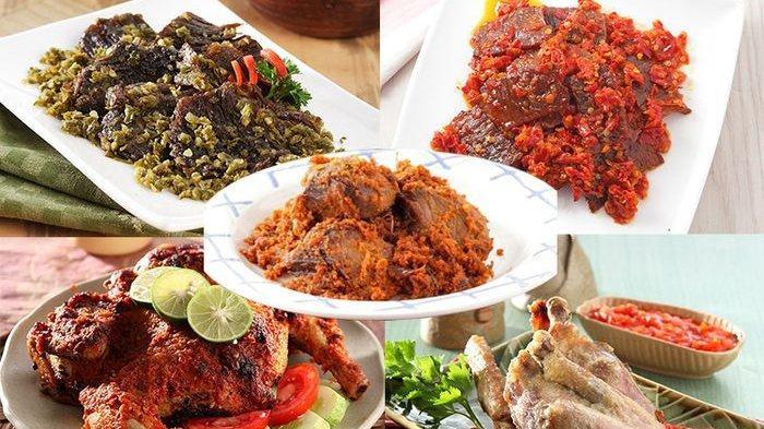 Kumpulan Resep Masakan Padang untuk menu makan siang hari ini di rumah bersama keluarga