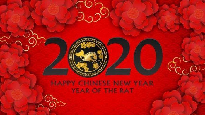 Kumpulan Ucapan dan Gambar Tahun Baru Imlek 2020: Bisa Jadi Status Facebok, Twitter hingga WhatsApp.