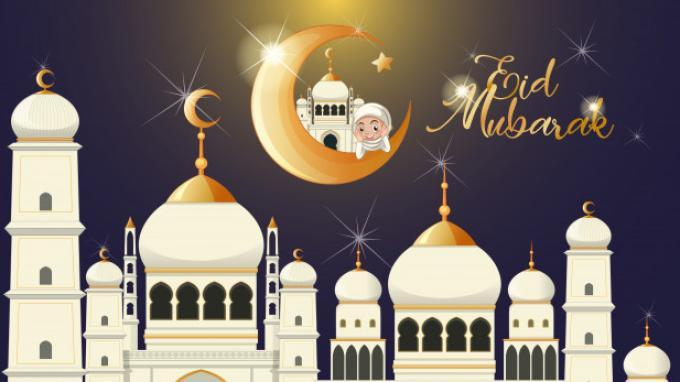 16 Ucapan Selamat Idul Fitri 1441 H Berbagai Bahasa di Dunia, Korea, Arab, Jepang hingga Cina