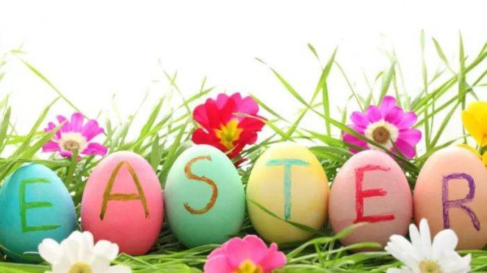 Apa Itu Telur Paskah? Berikut Penjelasan serta 7 Fakta yang Jarang Diketahui tentang Telur Paskah