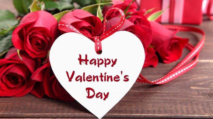 25 Kata Romantis Hari Valentine Dalam Bahasa Inggris Sebagai Ungkapan Cinta Cocok Dikirim Ke Doi Tribunnews Com Mobile
