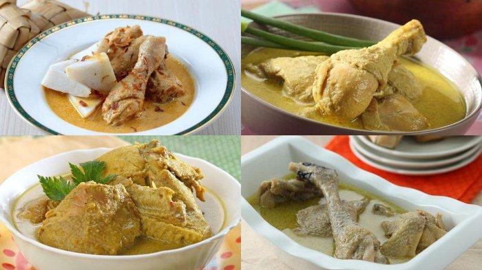 4 Resep Opor Ayam yang Mudah dan Enak untuk Menu Lebaran, Bikinnya Hanya Butuh Waktu 1 Jam!