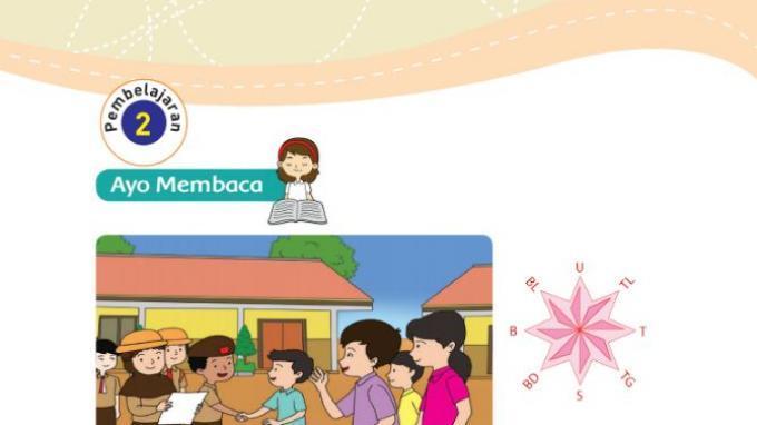Kunci Jawaban Buku Tematik Tema 8 Kelas 3 SD Halaman 173 174 175 176 178 Subtema 4 Pembelajaran 2