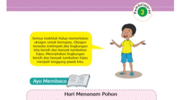 Kunci Jawaban Buku Tematik Sd Kelas 5 Tema 2 Subtema 1 Pembelajaran 3 Halaman 23 36 Tribunnews Com Mobile