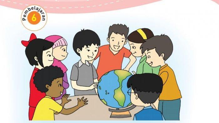 Kunci Jawaban Kelas 3 SD Tema 7 Halaman 162 164 167 Subtema 3 Pembelajaran 6 Buku Tematik SD