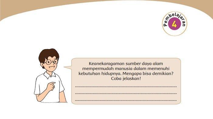 Kunci Jawaban Kelas 4 SD Tema 9 Halaman 75, 77, 79, 80, 81, 82, dan 83