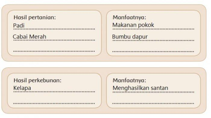 Kunci Jawaban Kelas 4 SD Tema 9 Halaman 87