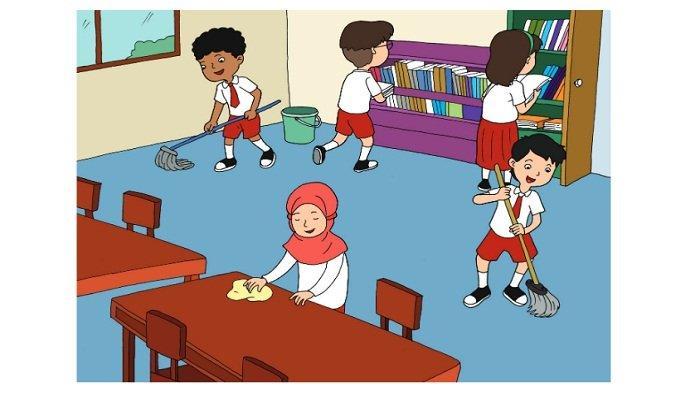 Kunci Jawaban Tema 1 Kelas 2 SD Halaman 112, 113, 115, 116 dan 117