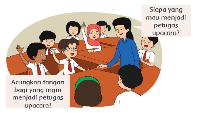 Kunci Jawaban Tema 1 Kelas 2 SD Halaman 119, 120, 121 dan 122 Subtema 3 Pembelajaran 4