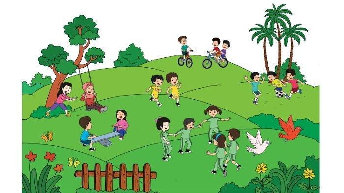 Kunci Jawaban Tema 1 Kelas 3 SD Halaman 2, 3, 5, 6, 7, 8, 10, 11, 12, 13, 14, 15, 18, 20 dan 21