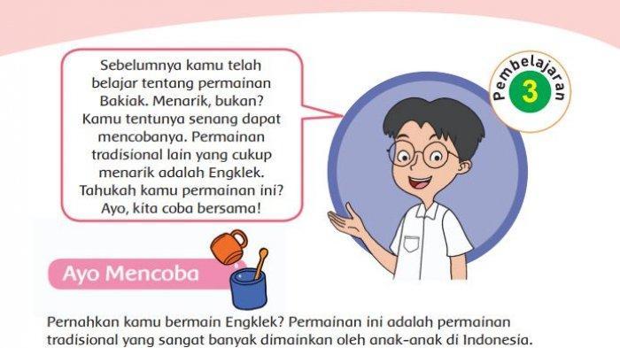 Kunci Jawaban Tema 1 Kelas 4 SD Halaman 146 147 148 149 150 151 153 Subtema 3 Tematik Pembelajaran 3