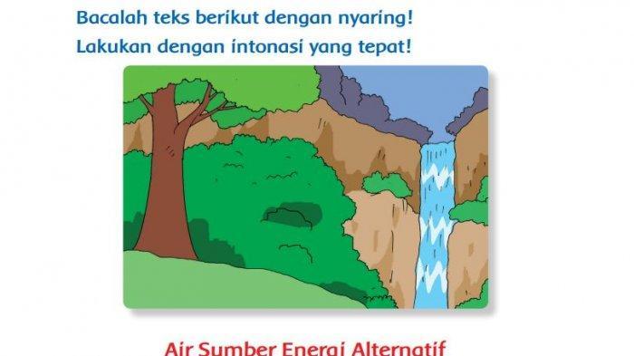 Kunci Jawaban Tema 6 Kelas 3 Halaman 131 134 135 Tematik Subtema 3 Pembelajaran 4 Energi Alternatif