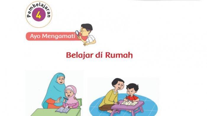Kunci Jawaban Tema 7 Kelas 2 SD Halaman 34, 37, 38, 39, 40, 41, 42, Subtema 1 Pembelajaran 4