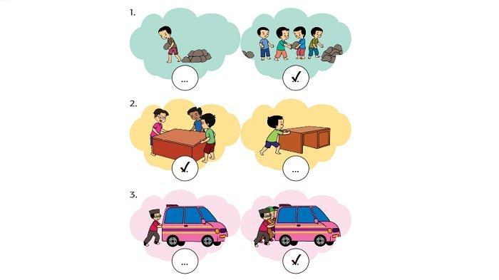 Kunci Jawaban Tema 8 Kelas 2 SD Halaman 201