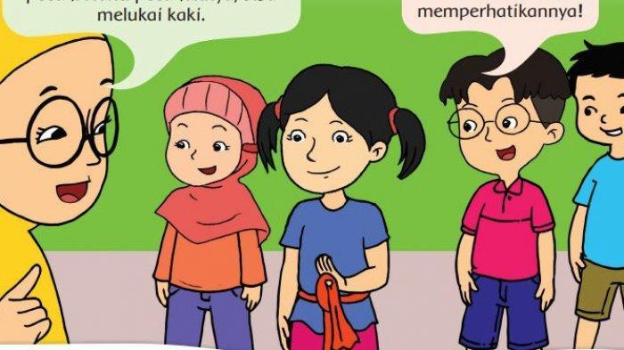 Kunci Jawaban Tema 8 Kelas 2 SD Halaman 79 82 84 85 86: Gambarkan Posisi Jarum Panjang dan Pendek