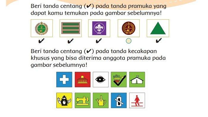 Kunci Jawaban Tema 8 Kelas 3 SD Halaman 105