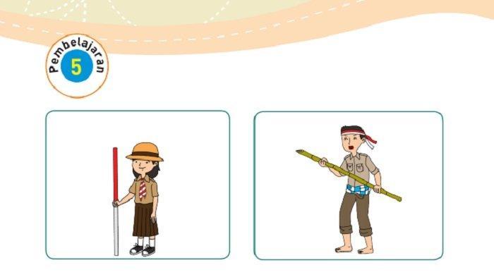 Kunci Jawaban Tema 8 Kelas 3 SD Subtema 1 Pembelajaran 5 Halaman 35, 36, 38, 39, 40 dan 41.