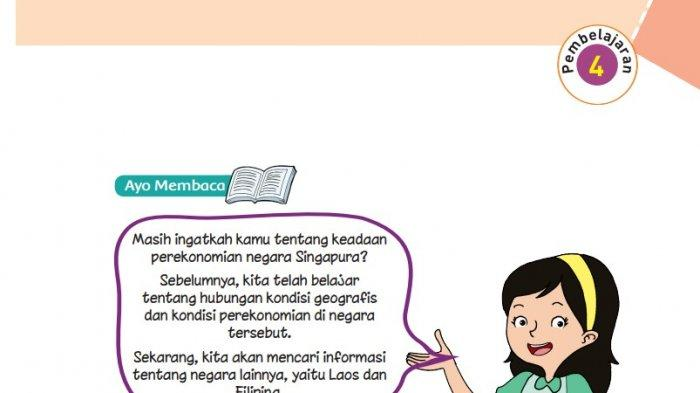 KUNCI JAWABAN Tema 8 Kelas 6 SD Halaman 114 115 116 117 118 119 Buku Tematik: Keadaan Alam dan Hasil