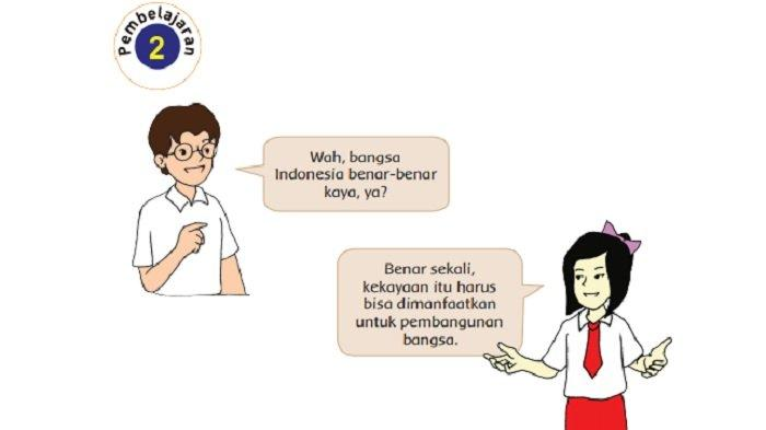 Kunci Jawaban Tema 9 Kelas 4 SD Halaman 116 dan 118, Hak dan Kewajiban Terhadap Ketersediaan Air