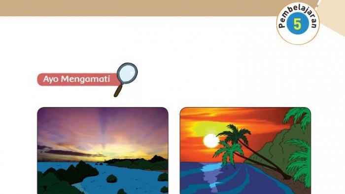 Buku Tematik Tema 9 Kelas 6 SD Pembelajaran 5