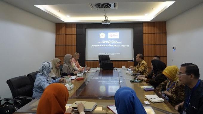 Universiti Putra Malaysia Buka Peluang Kerjasama dengan Perguruan Tinggi di Indonesia