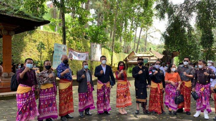Kunker di Gianyar Bali, Komite I DPD: Perlu Adanya Peningkatan Dana Desa dan Anggaran Aparatur Desa