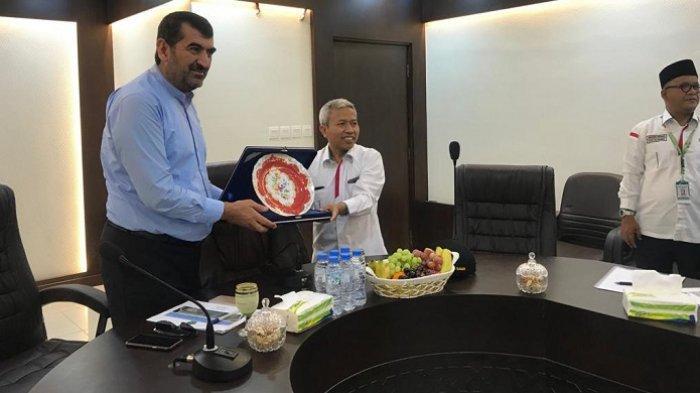 Dianggap Terbesar dan Terbaik, Dirjen Haji Turki Belajar Pengelolaan Haji ke Indonesia