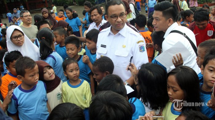 Ditanya Soal 'Godaan' Nyapres saat Pimpin Jakarta 5 Tahun, Ini Jawaban Anies