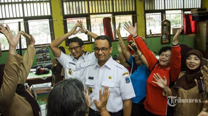 Seperti Jokowi-Ahok, Anies-Sandi Diperkirakan Juga Akan Berbagi Peran Pimpin DKI