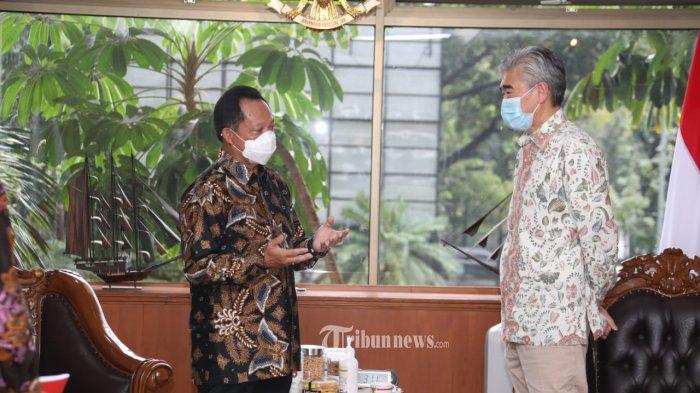 Mendagri Sebut Tingkat Partisipasi Pemilu Indonesia Lebih Tinggi dari AS dan Korsel