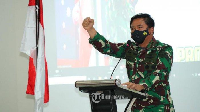 Panglima TNI Mutasi 50 Perwira Tinggi, Berikut Nama-nama yang Akan Pensiun dan Telah Meninggal Dunia
