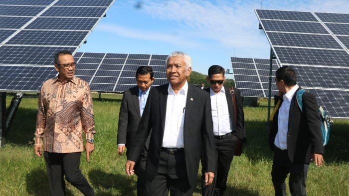 Kunjungan Parlemen Indonesia