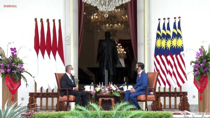 Jokowi Terima Kunjungan PM Malaysia Muhyiddin Yassin, sebagai Tamu Negara Pertama Indonesia di 2021