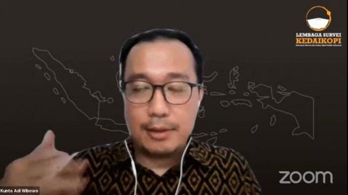 Survei Kedai Kopi: Masyarakat Nilai Prabowo Subianto Paling Layak Jadi Presiden 2024