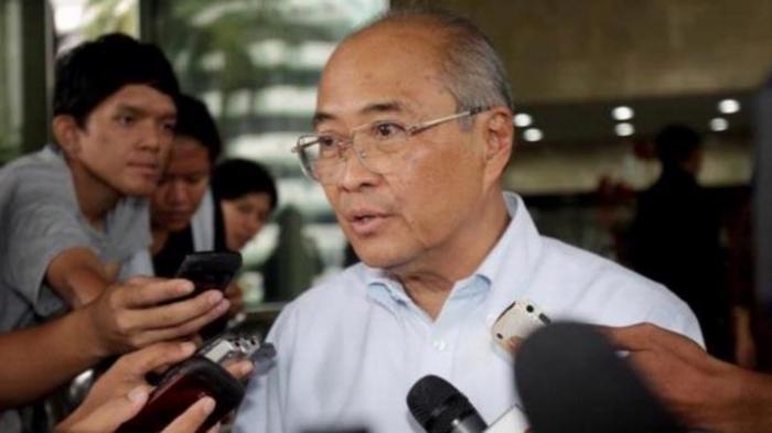 Mantan Menteri Pertambangan Kuntoro Mangkusubroto Dukung BPOM Bekerja Sesuai Aturan