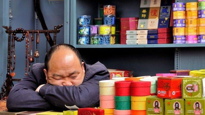 kurang tidur buat gemuk