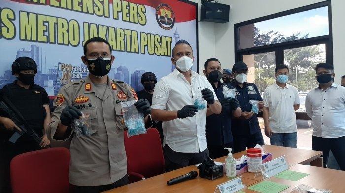 Pengedar 944 Pil Ekstasi Ditangkap di Depan PN Jakarta Pusat