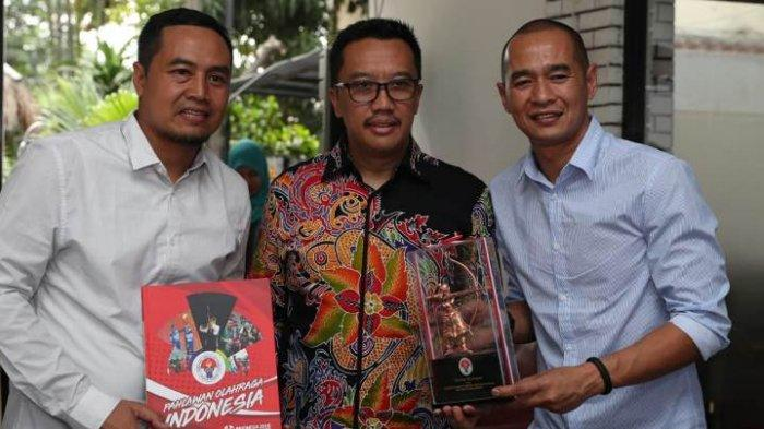 Imam Nahrawi Dukung Kurniawan Dwi Yulianto Ambil Program Kepelatihan AFC Pro Diploma
