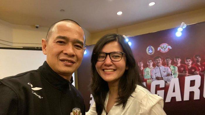Eks Juru Gedor Timnas Indonesia Hargai Dedikasi Ratu Tisha Selama jadi Sekjen PSSI