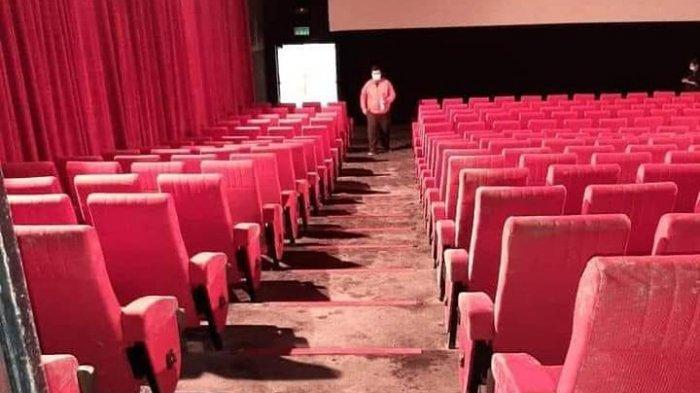 Dari Jumlah Seluruh Bioskop di Indonesia, 60 Persennya Ada di Jabodetabek
