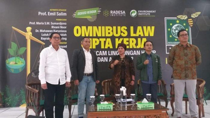 PKB Ingatkan Omnibus Law Jangan Abaikan Aspek Lingkungan