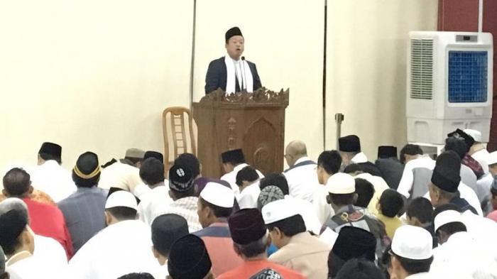 Contoh Naskah Khutbah Idul Fitri 1442 H: Ajaran Tentang Dua Kesadaran