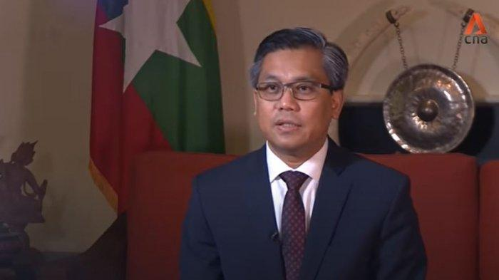 Duta Besar Myanmar untuk PBB Dipecat hingga Dapat Beberapa Ancaman dari Junta