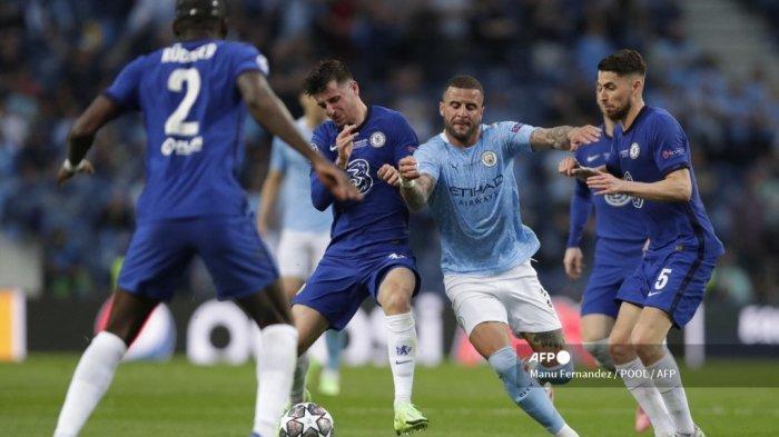 Chelsea vs Man City Jadwal Liga Inggris Hari Ini, Kondisi Pemain, H2H, dan Prediksi Starting XI