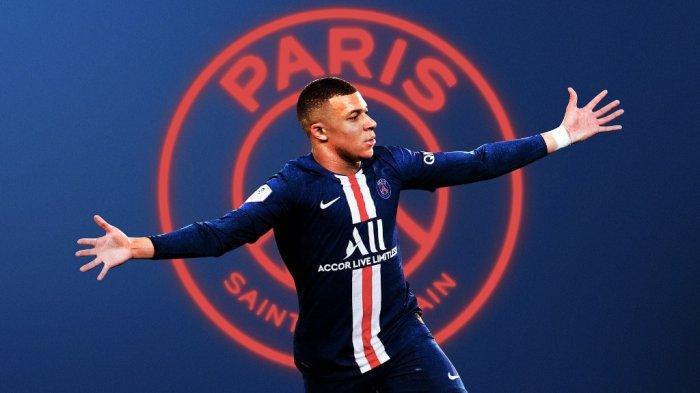 Singkirkan Striker AS Monaco, Kylian Mbappe Ditetapkan Sebagai Top Scorer Liga Prancis Musim Ini