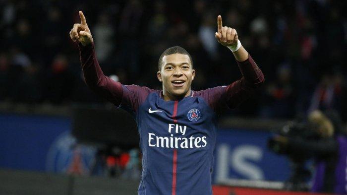 Kylian Mbappe Mulai Redup di Paris Saint Germain